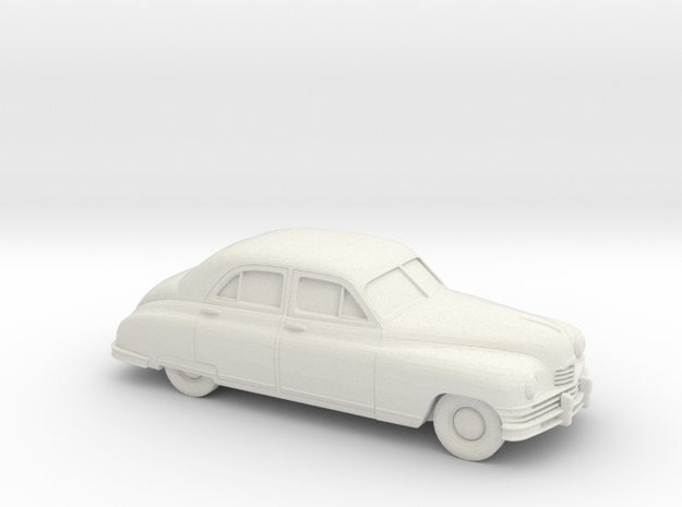 1/87 1948-50  Packard Super Eight Series Sedan