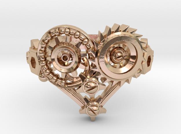 Mech Heart Ring