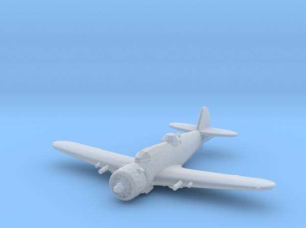 Breda Ba.65bis 1:285 x1 in Smooth Fine Detail Plastic
