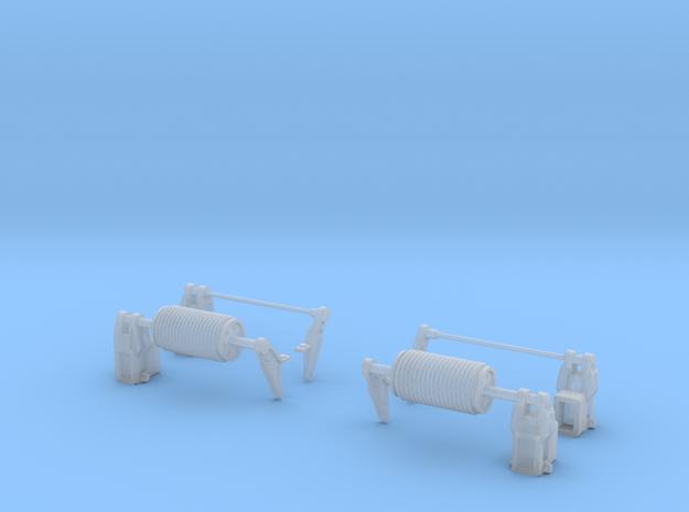 01B-LRV - Platform interface in Smooth Fine Detail Plastic
