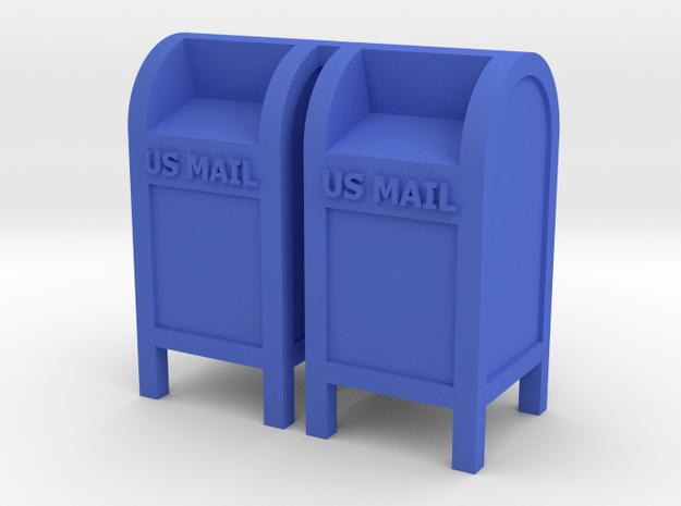 Mail Box - 'O' 48:1 Scale (2)