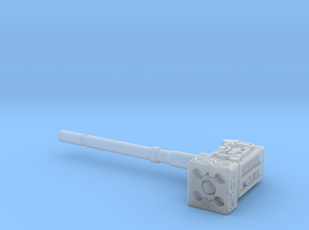 Cosmic Hammer - TF Compatible 5mm Weapon 3d printed
