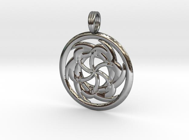 LUNAR MYSTIC in Premium Silver