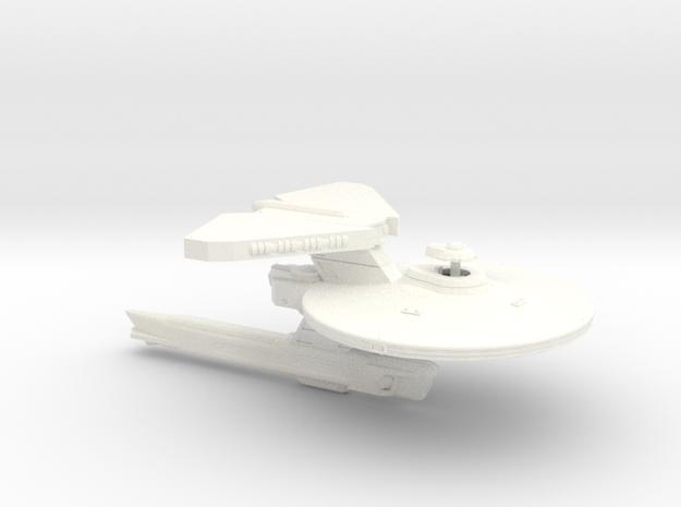Smooth J Edgar 2500 in White Processed Versatile Plastic