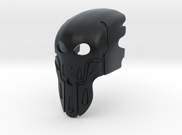 Mask Of Conjuring in Black Hi-Def Acrylate