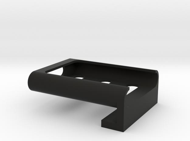 Samsung T3 SSD Holder in Black Natural Versatile Plastic