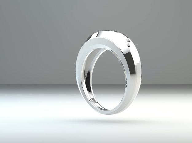 Step ring 3d printed