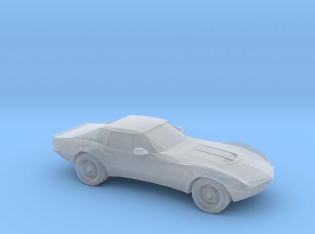 1/120 1969 Chevrolet Corvette Stingray in Smooth Fine Detail Plastic