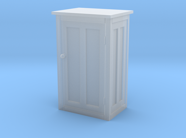 EP75C Tyers Cabinet in Frosted Ultra Detail