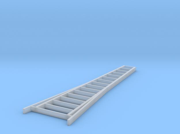 15' Orchard Ladder HO Scale 3d printed HO Ladder