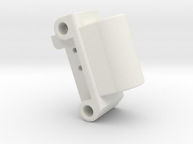MRB 5 Lenkbock in White Natural Versatile Plastic