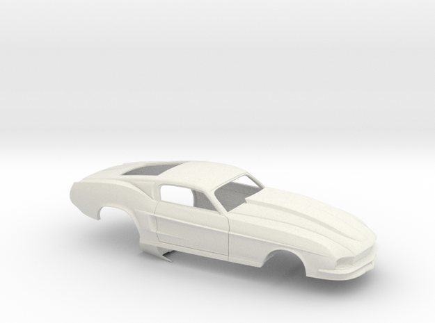 1/24 67 Pro Mod Mustang GT