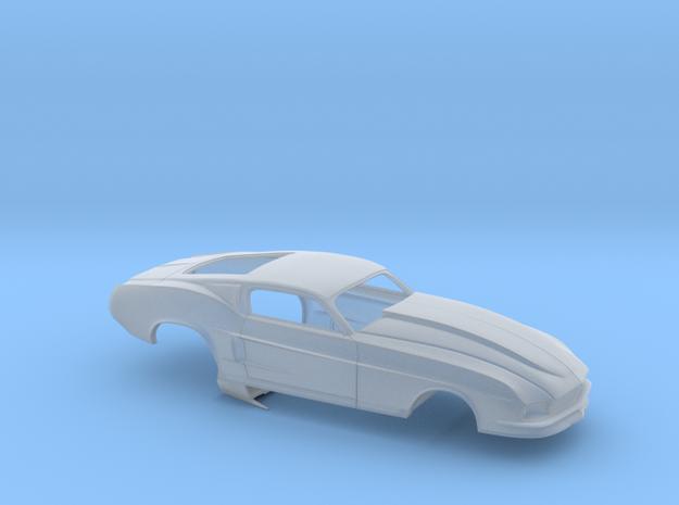 1/64 67 Pro Mod Mustang GT