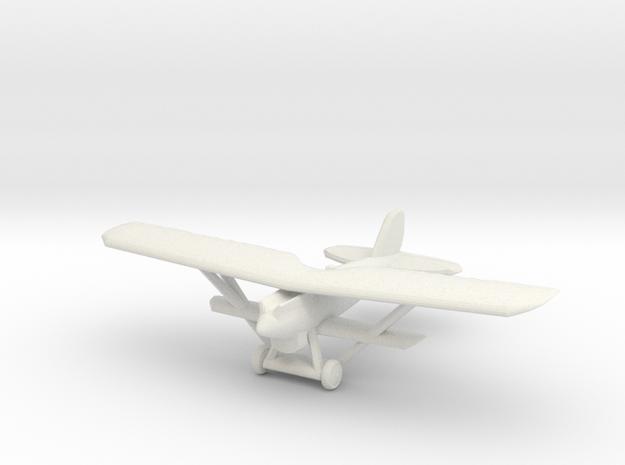 1/200 Nieuport 52 in White Natural Versatile Plastic