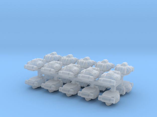 15mm Military Rucksacks (20pcs) 3d printed