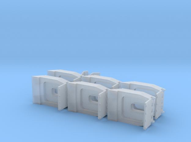 M4E9 Conversion Set in Smooth Fine Detail Plastic: 1:35