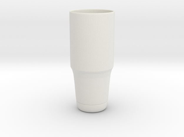 Glass G High in White Natural Versatile Plastic: Extra Small