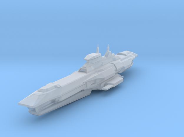 Araan Dynasty Battlecruiser in Smooth Fine Detail Plastic