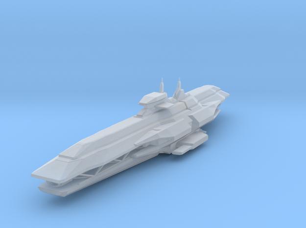 Araan Dynasty Siege Battleship in Smooth Fine Detail Plastic