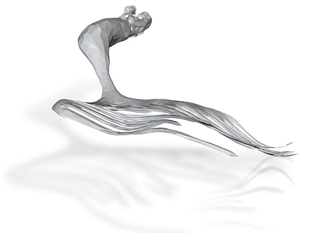 Mermaid Kriszta 3d printed