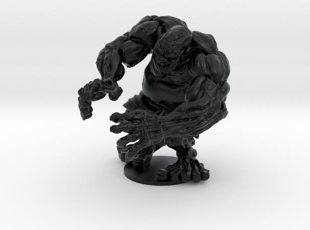 Old Man Hulk in Black Hi-Def Acrylate