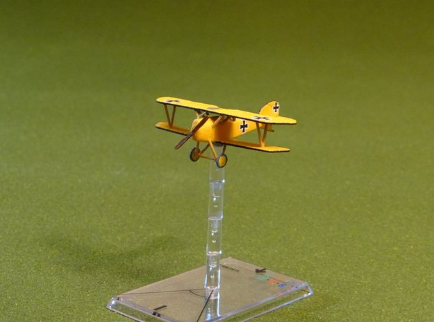 Albatros (Oeffag) D.III Series 253 1:144th in White Strong & Flexible