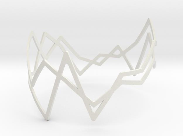 2-stocks-bracelet 3d printed