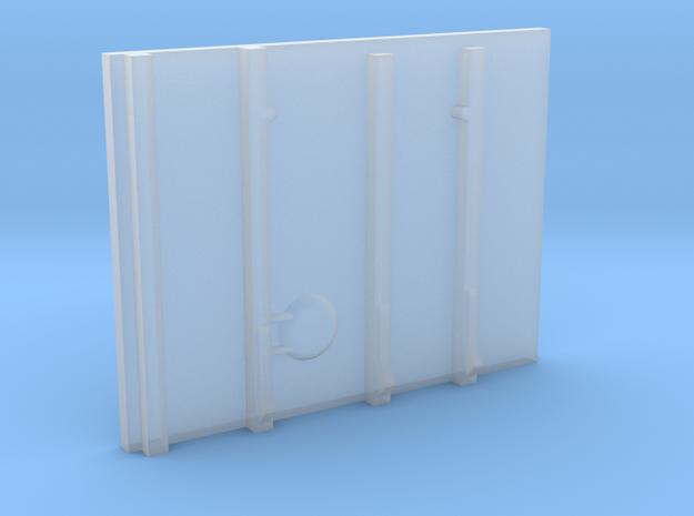 Aurora SeaLab III Part-19L in Smooth Fine Detail Plastic