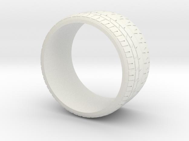 Pirelli Trofeo R in White Strong & Flexible