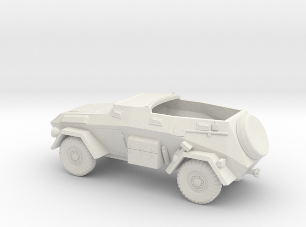 1/87 (HO) Sdkfz 247 ausf b in White Strong & Flexible
