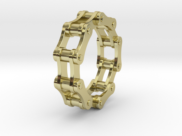 Violetta S - Bicycle Chain Ring 3d printed