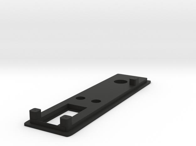 NLPWM Bezel 1.2 No Buttons in Black Natural Versatile Plastic