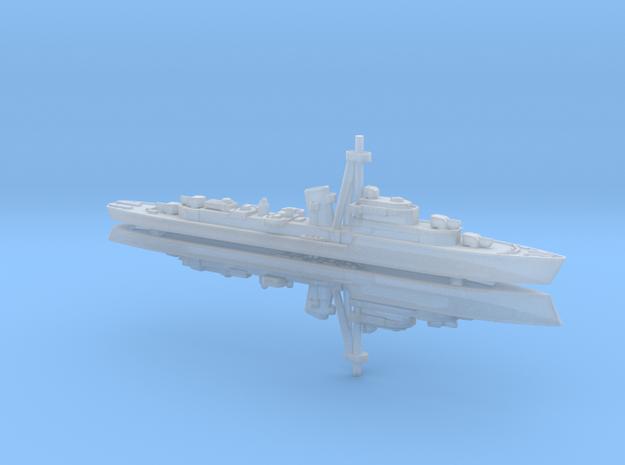 Split (Yugoslav as designed) x 2 1/2400