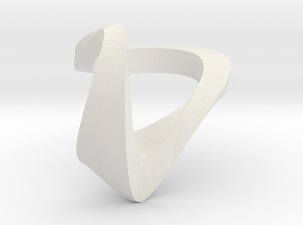 Twist Ring #001 US size 7