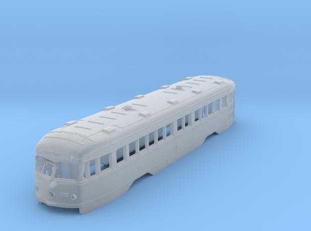 HO Illinois Terminal Double-End PCC Trolley Body