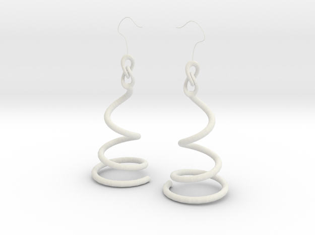 Earrings Twist 001
