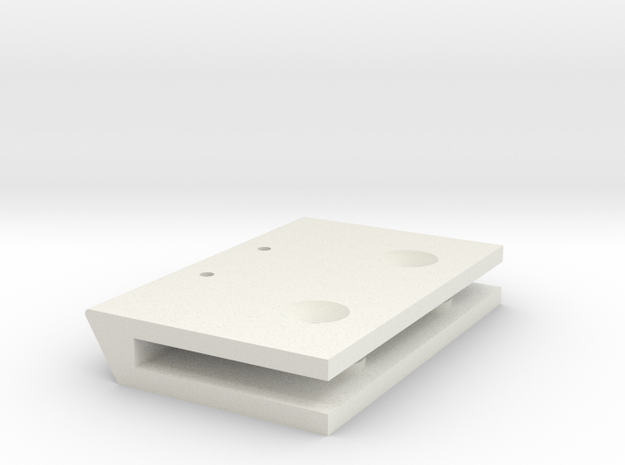 Suplemento De Plasticomod4.1.1.(INTERFASES)SLDPRT in White Natural Versatile Plastic