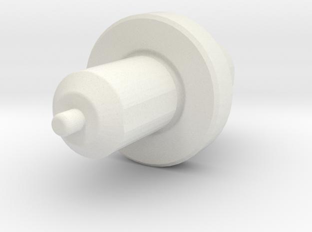 Premsa Superior X in White Natural Versatile Plastic