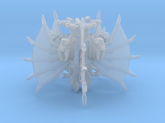Fünffüssler 02 in Smooth Fine Detail Plastic
