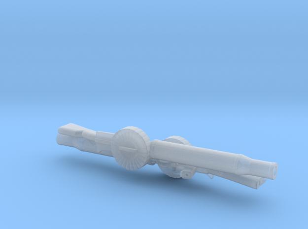 Two 1/24 scale Lewis Machine Guns.