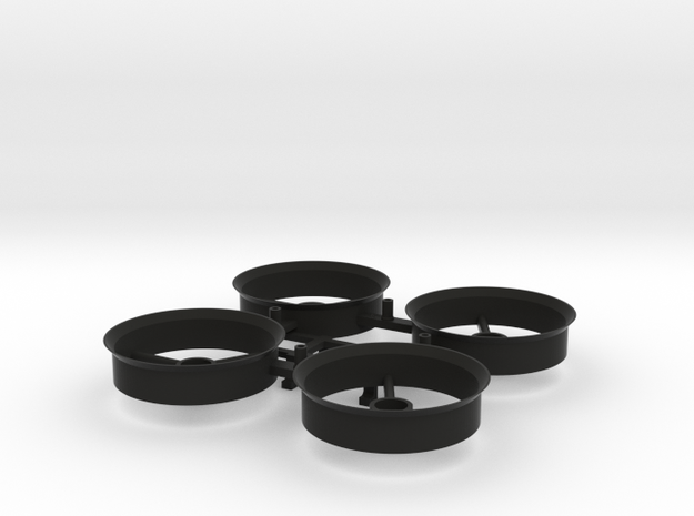 STRONG INDUCTION FRAME - FITS INDUTRIX® FPV in Black Strong & Flexible