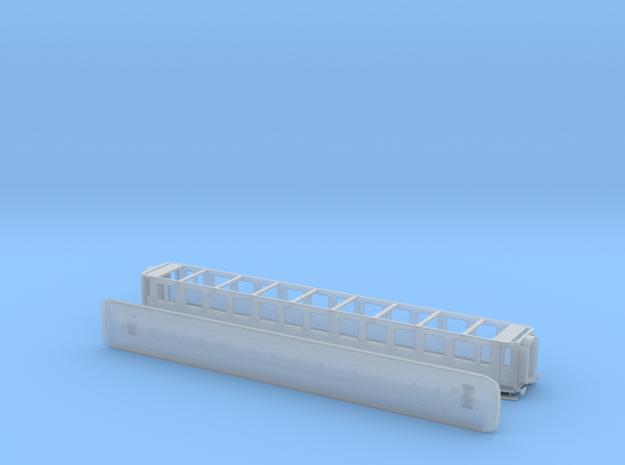 CIWL Schlafwagen Komplett Scale TT 1/120 1-120 1:1