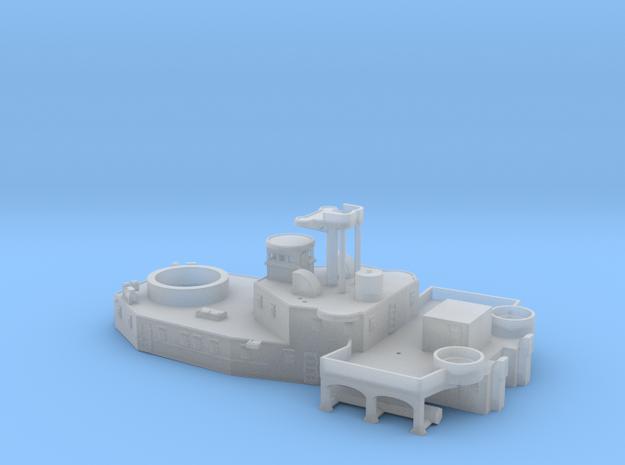 1/600 HMS Ajax Aft Superstructure