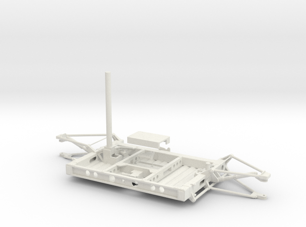 07A-LRV-Aft Platform in White Strong & Flexible