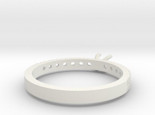 Model-6a8c3f0725f1837f1a1d5a3b54a3f51b in White Natural Versatile Plastic