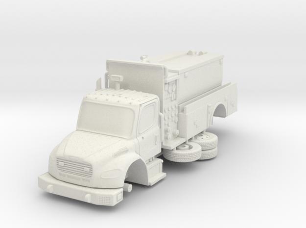 1/87 FDNY Seagrave Foam tanker