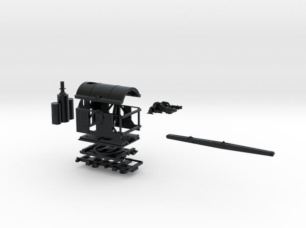 Z Scale Barnhardt Log Loader 3d printed