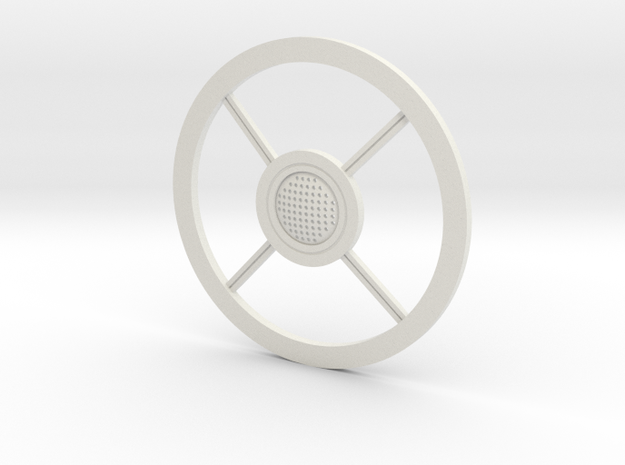 Toaster Grille in White Strong & Flexible