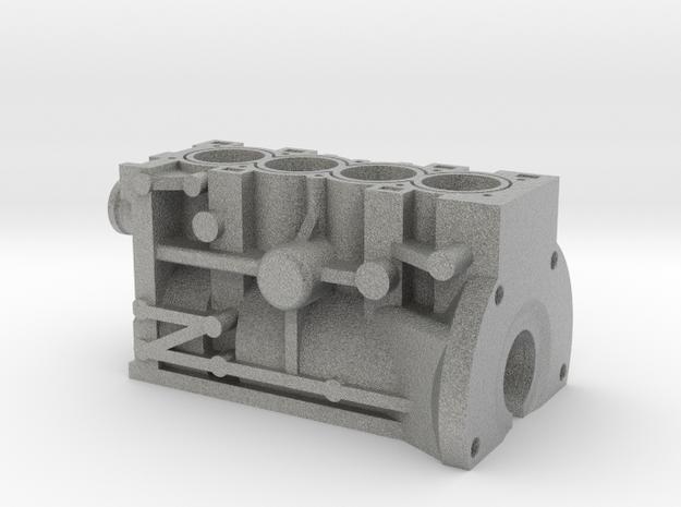 ScaledEngines_B18C-Block-v1-z3-bearing-2.0 in Metallic Plastic