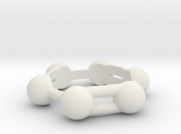 Benzene Ring Molecule